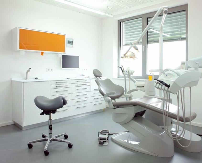 Zahnarzt Behandlungsraum